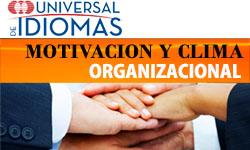 curso motivacion y clima organizacional
