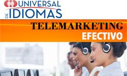 curso telemarketing efectivo