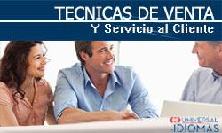 tecnicas de venta y servicio al cliente